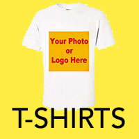 T-shirts from £6